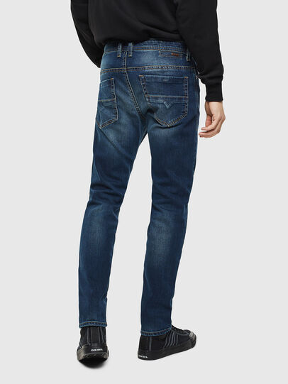 Diesel - Thommer 084BU, Bleu Foncé - Jeans - Image 2