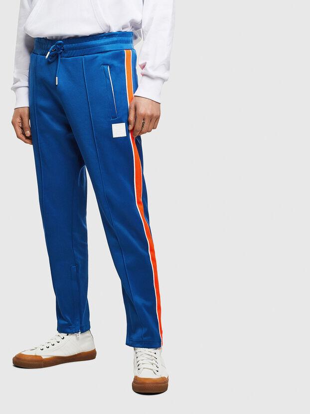 P-YEGOX, Bleu - Pantalons