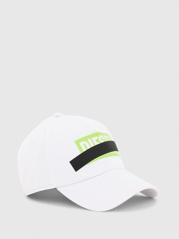 CIRIDE-M, Blanc - Chapeaux