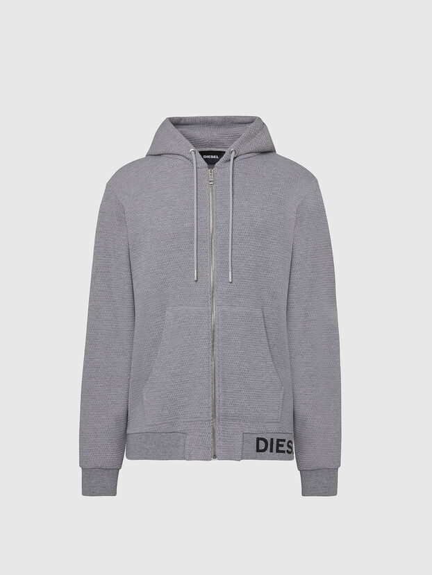 S-ELECTRUM, Light Grey - Sweatshirts