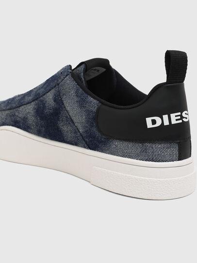 Diesel - S-CLEVER SO, Bleu - Baskets - Image 5