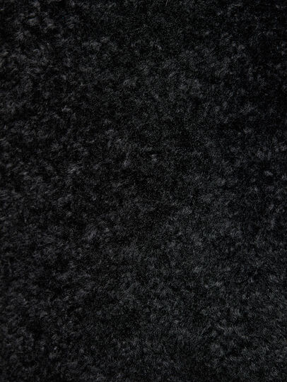 Diesel - L-LEDA, Noir - Vestes de cuir - Image 7