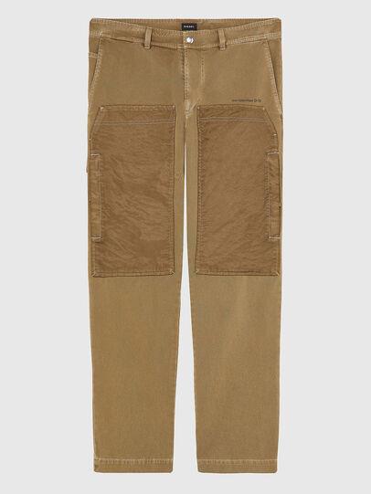 Diesel - P-TRENT, Marron Clair - Pantalons - Image 1