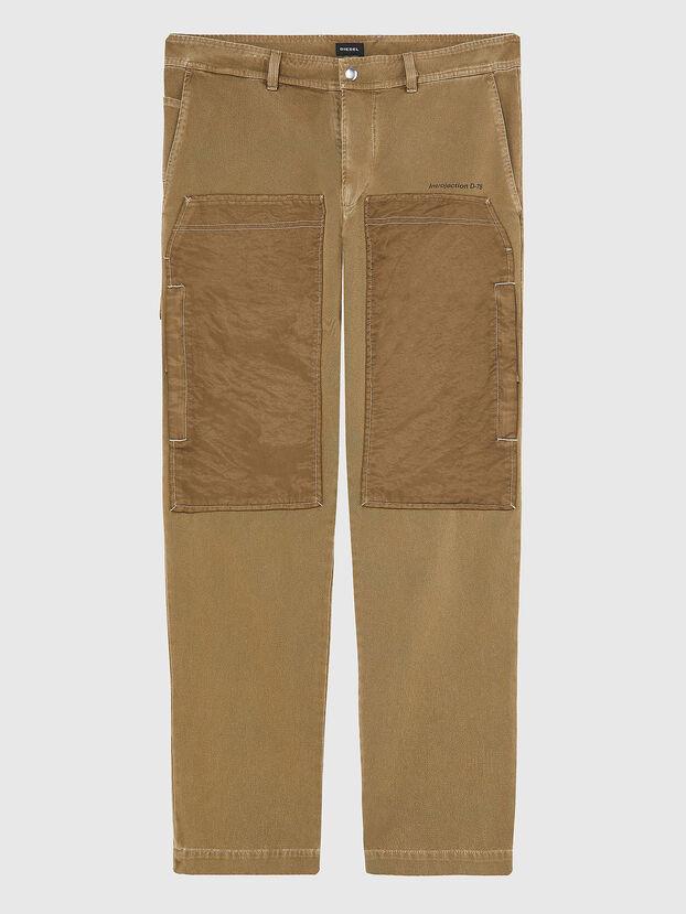 P-TRENT, Marron Clair - Pantalons