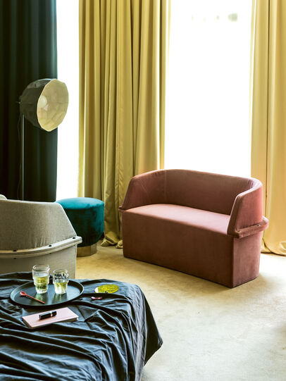 Diesel - ASSEMBLY - PETIT CANAPE', Multicolor  - Furniture - Image 3