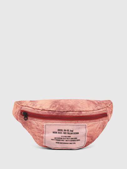 Diesel - BELTPAK, Rouge - Sacs ceinture - Image 1