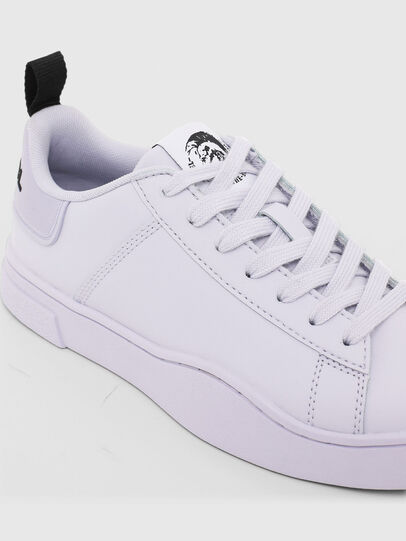 Diesel - S-CLEVER LOW LACE W, Lilac - Sneakers - Image 4