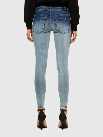 Diesel - Slandy Low 009CV, Bleu Clair - Jeans - Image 2