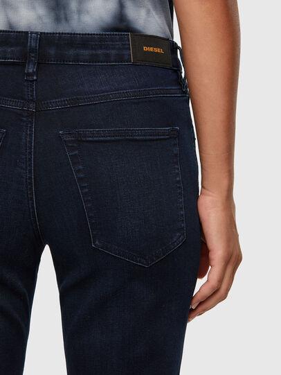 Diesel - Babhila 009CS, Bleu Foncé - Jeans - Image 4