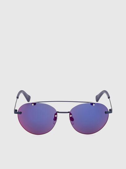 Diesel - DL0351, Blue - Sunglasses - Image 1