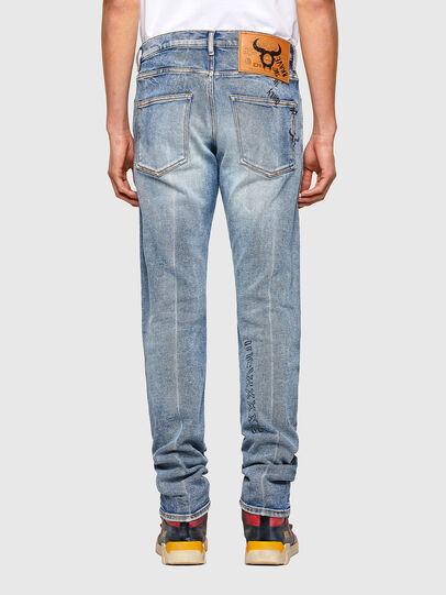 Diesel - D-Kras 009VW, Bleu Clair - Jeans - Image 2