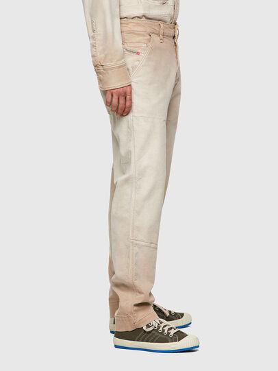Diesel - D-Azerr JoggJeans® 069WG, Blanc - Jeans - Image 7