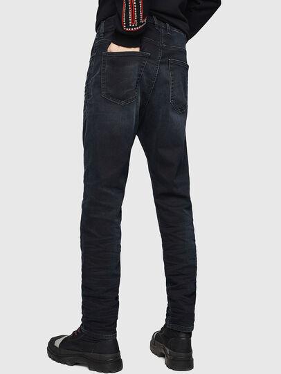 Diesel - D-Vider JoggJeans 069GE, Noir/Gris foncé - Jeans - Image 2