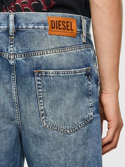 Diesel - D-STRUKT-SHORT, Bleu Clair - Shorts - Image 3