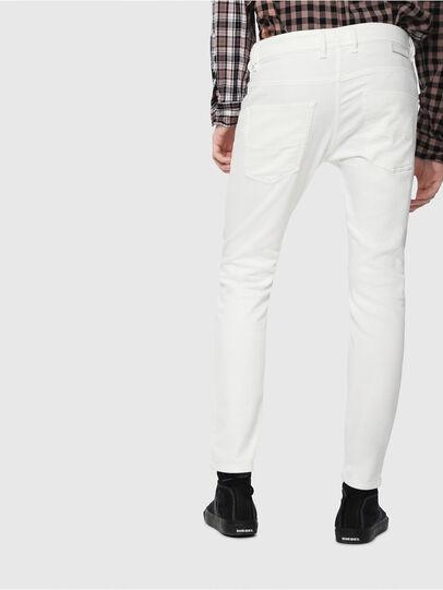 Diesel - Krooley JoggJeans 088AZ, Blanc - Jeans - Image 2
