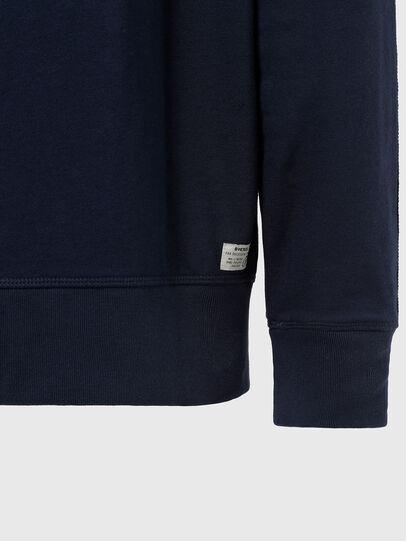 Diesel - UMLT-BRANDON-Z, Bleu - Pull Cotton - Image 3