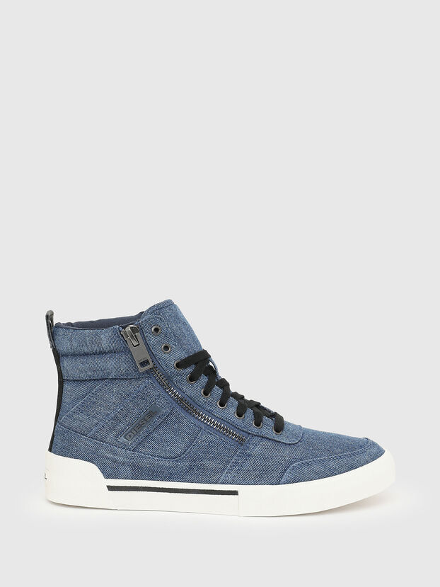 S-DVELOWS, Blue - Sneakers