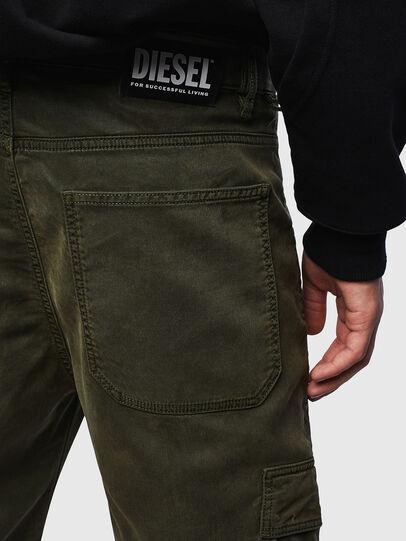 Diesel - D-Krett JoggJeans 069LX, Vert Militaire - Jeans - Image 3