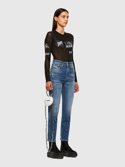 Diesel - D-Eiselle 009CZ, Bleu moyen - Jeans - Image 6