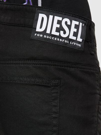 Diesel - FAYZA JoggJeans® 069NC, Noir/Gris foncé - Jeans - Image 4