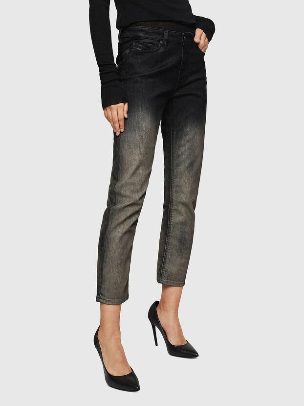 TYPE-1820, Black - Jeans