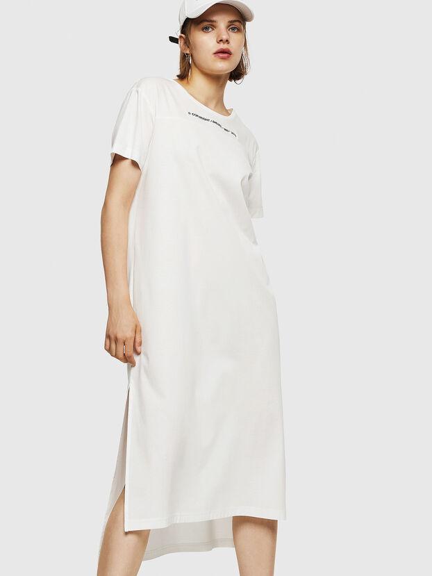 D-FELIX-LONG, Blanc - Robes