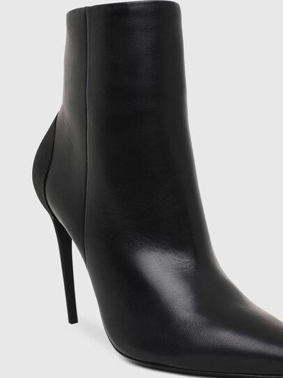 Diesel - D-SLANTY HABZ, Black - Ankle Boots - Image 4