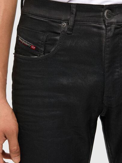 Diesel - D-Strukt JoggJeans® 069QX, Noir/Gris foncé - Jeans - Image 3