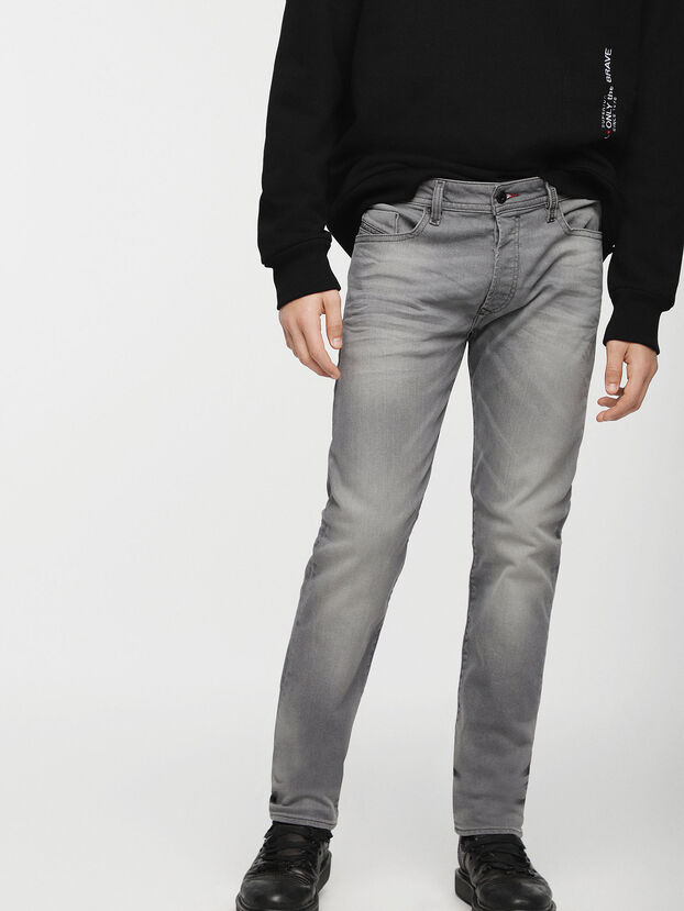 Buster C84HP, Light Grey - Jeans