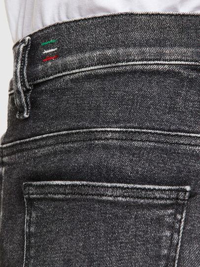 Diesel - D-Istort 009EX, Noir/Gris foncé - Jeans - Image 5