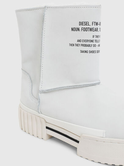 Diesel - H-MERLEY AB, Blanc - Bottines - Image 4