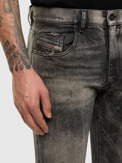 Diesel - D-Strukt 009EV, Noir/Gris foncé - Jeans - Image 3