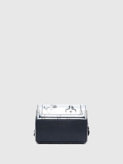 Diesel - CL - YBYS S CNY, Gris argenté - Sacs en bandoulière - Image 2