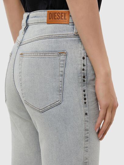Diesel - Babhila 009JL, Bleu Clair - Jeans - Image 4