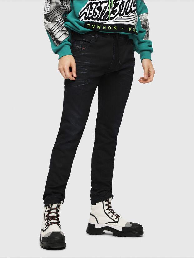 Krooley JoggJeans 069FV, Dark Blue - Jeans