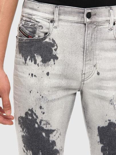 Diesel - D-Amny 009GM, Gris Clair - Jeans - Image 3