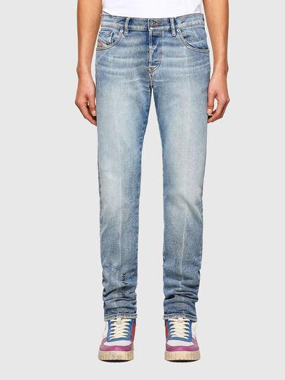 Diesel - D-Kras 009VW, Bleu Clair - Jeans - Image 1