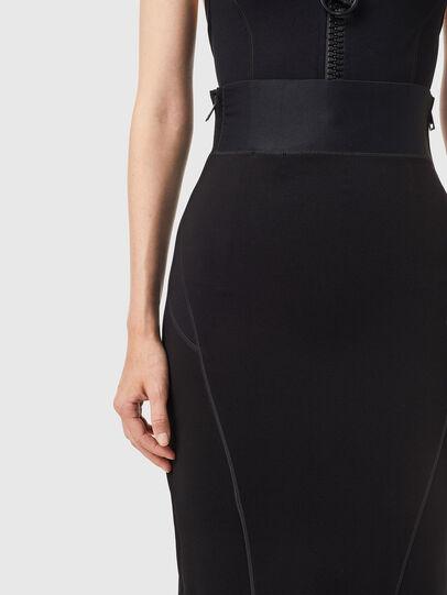 Diesel - O-BAND, Black - Skirts - Image 3