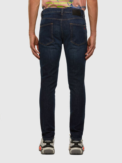Diesel - D-Strukt 009HN, Bleu Foncé - Jeans - Image 2