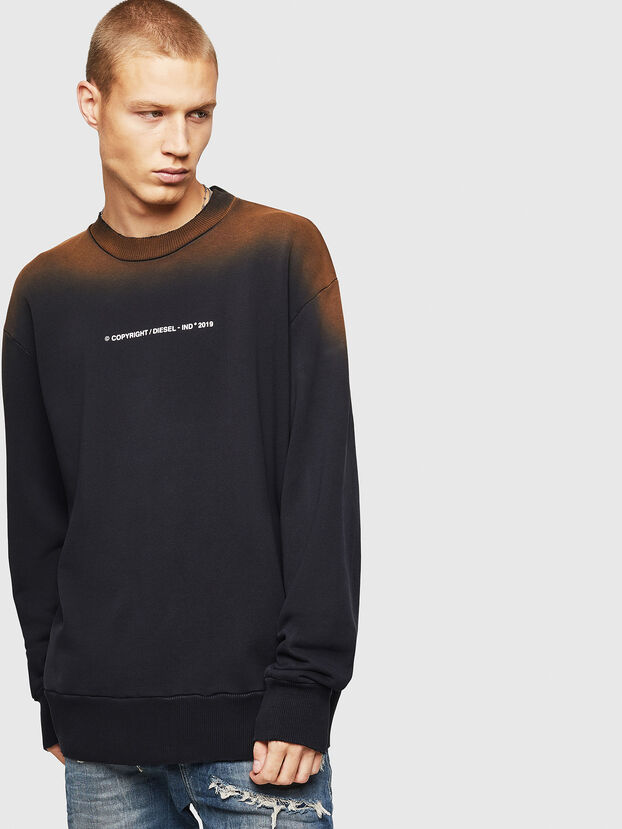 S-BAY-SUN, Black - Sweatshirts