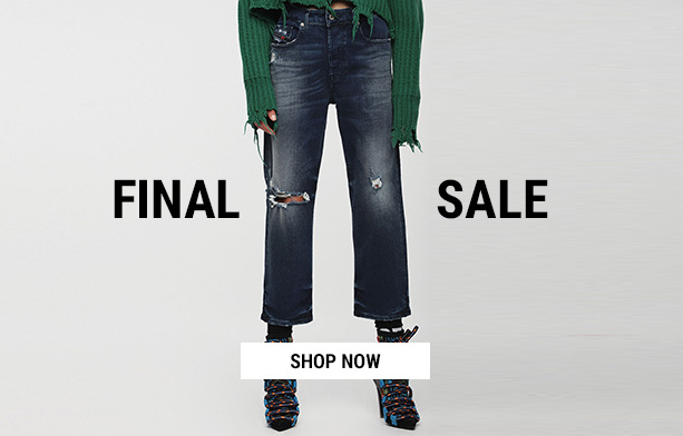 Final Sale Denim