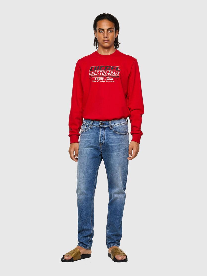 Shop Slim Straight Jeans
